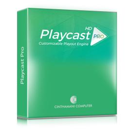 Playcast Pro SD