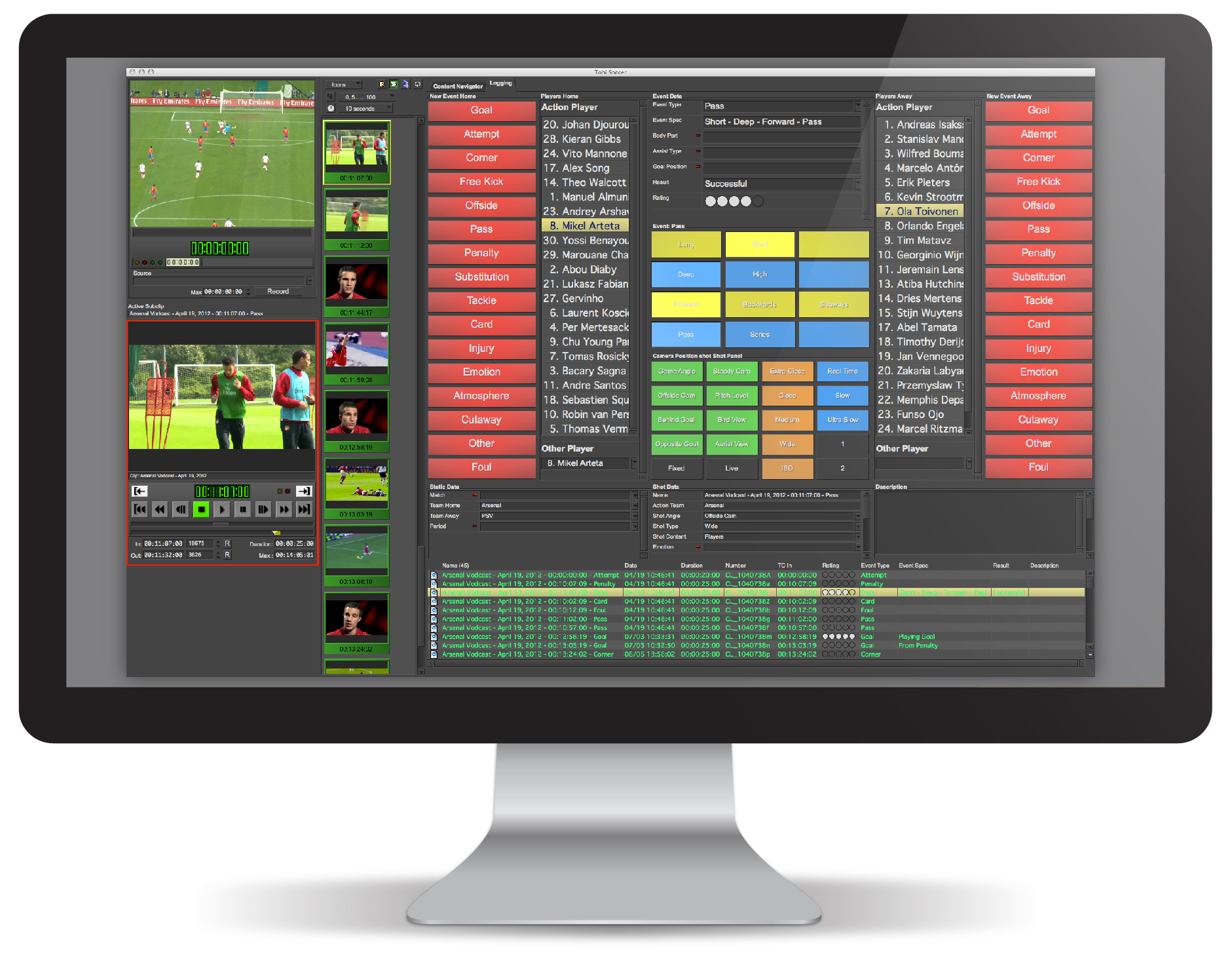 PRIMESTREAM FORK PLAYOUT