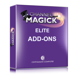 Channel Magick Elite with Add-Ons